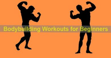 Bodybuilding Workouts for Beginners