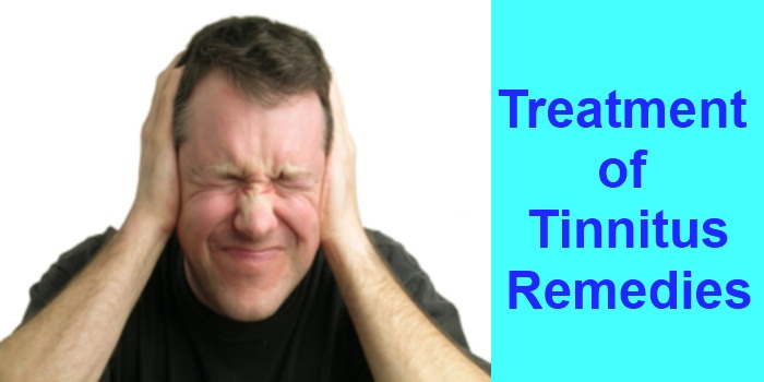 Treatment of Tinnitus-Remedies