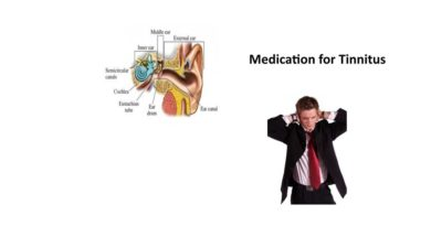 TINNITUS AND MEDICATIONS