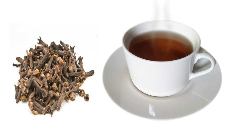 Benefits of Clove Tea