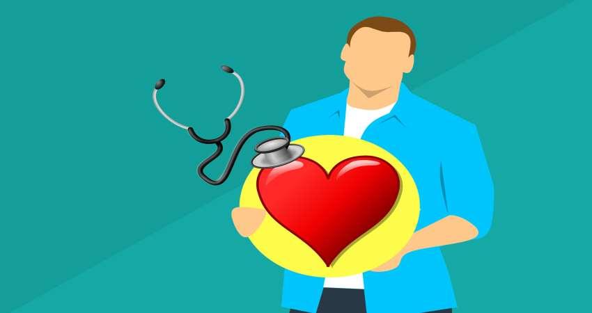 High blood pressure signs