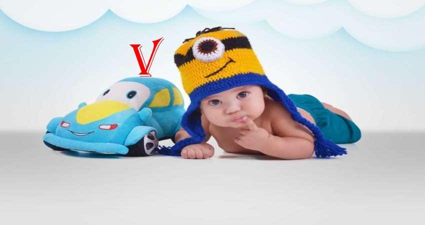 Baby Boy Names Starting With V