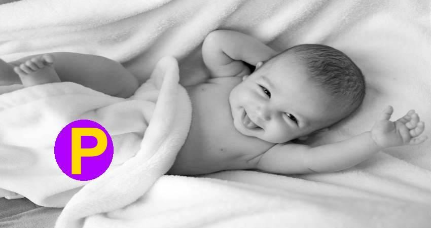 Hindu baby girl names starting with P