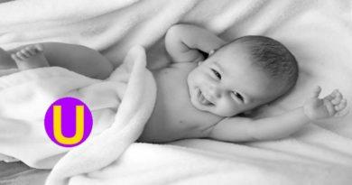 Hindu baby girl names starting with U