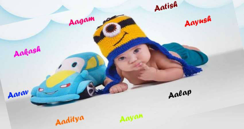 Name start with aa for boy