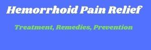 Hemorrhoids Eradication Naturally
