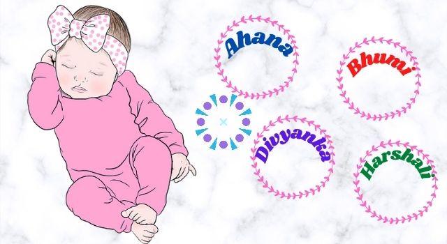 Trending Hindu Baby Girls Names