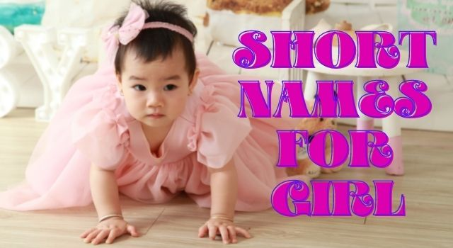 Short Names For Girls